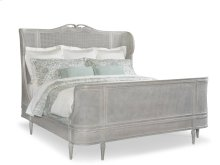 Richelieu Cal King Cane Bed