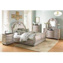 Dresser, Marble Inset