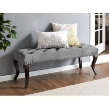 Andrea Bench Grey