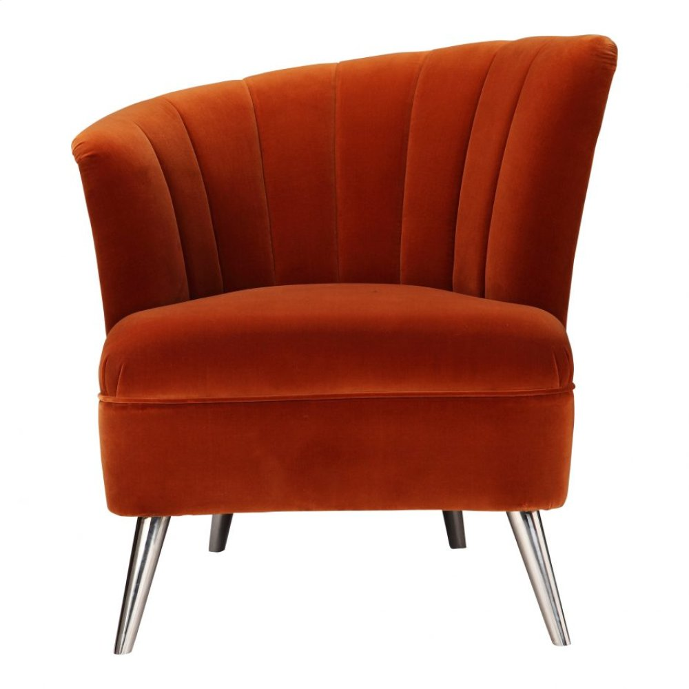 Layan Accent Chair Left