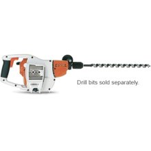 This wood boring drill is great for repairing structures where electricity is not available.