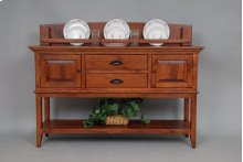 """#392 Classic Huntboard 60""""wx16""""dx45.5""""h"""