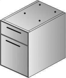 """Napa Box/file Hanging Pedestal, 22""""d"""