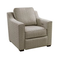 Harmony Quentin Chair with Power Ottoman 8Q00-30 Product Image