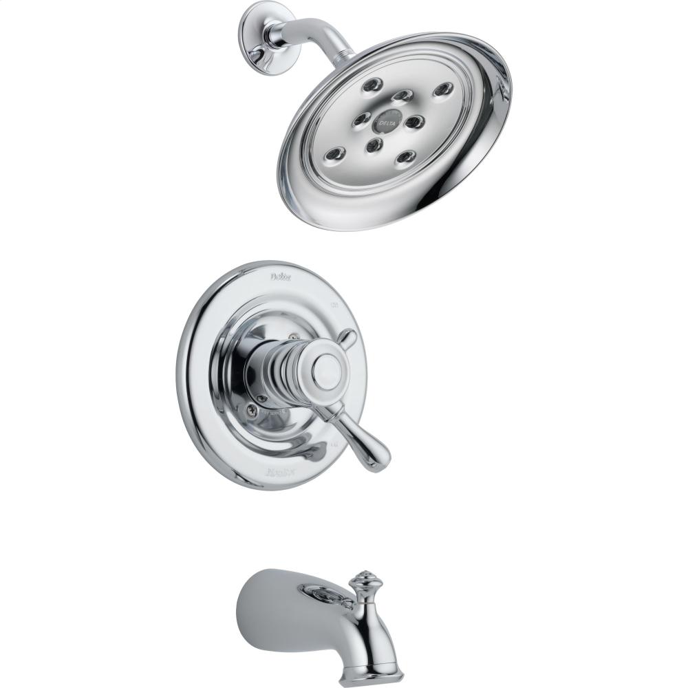 Additional Chrome Monitor® 17 Series Tub and Shower Trim