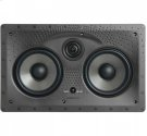 Vanishing LS Series In-Wall Center Channel Speaker in White Product Image