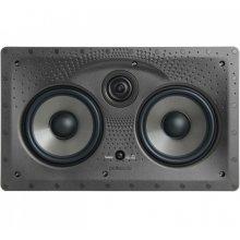 Vanishing LS Series In-Wall Center Channel Speaker in White