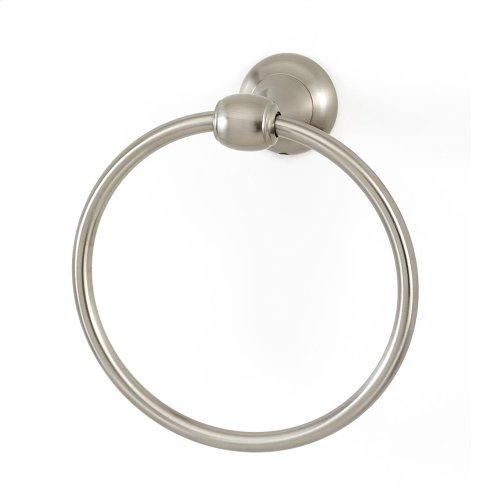 Royale Towel Ring A6640 - Satin Nickel