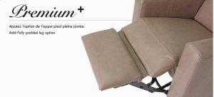 Julianne Swivel and rocking motion chair with Premium Option (043)