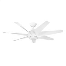 Lehr II Climates Collection 54 Inch Lehr II Fan WH