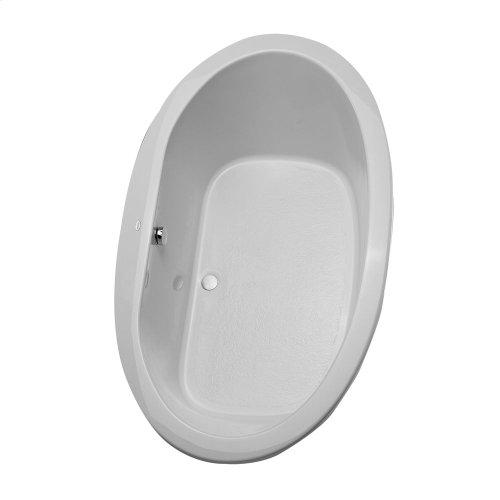 Pacifica® 6' Soaker Bathtub 72 - Cotton