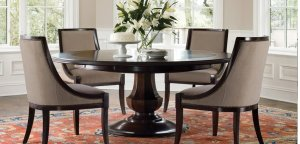 Sienna Round Dining Table