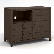 Microfridge/Dresser Right Product Image