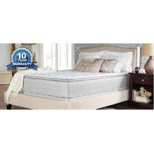 Marbella II Pillow Top White California King Mattress