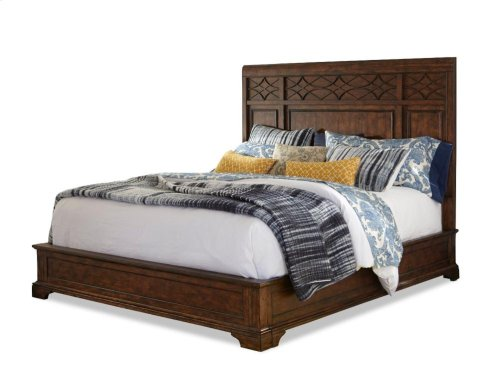 920-450 QBED Trisha Yearwood Queen Bed