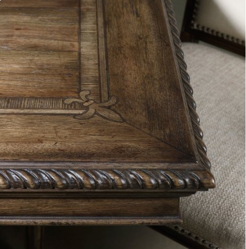 Rhapsody Rectangle Dining Table