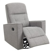 Swivel Glider Recliner- Lt Gray #brentwood-4