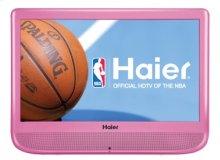 "Designer F-Series 22"" LCD HDTV in Pink"