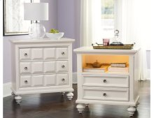 Drawer Nightstand-kd