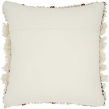 """Life Styles Zh712 Multicolor 20"""" X 20"""" Throw Pillow"""