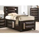 1035 Anthem Twin Storage Bed with Dresser & Mirror Product Image