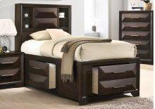 1035 Anthem Twin Storage Bed with Dresser & Mirror