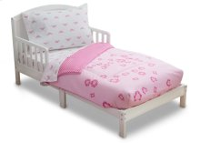 Princess Gingham 4-Piece Toddler Bedding Set - Kid bundle - Princess Gingham (2008)