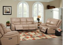 Loveseat Dual Pwr Rec With Usb & Pwr Hdr