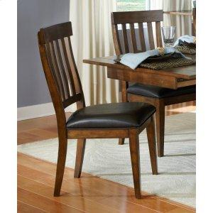 A AmericaSlatback Side Chair
