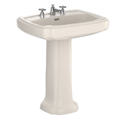 "Guinevere® 27"" Pedestal Lavatory - Sedona Beige"