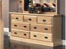 Amish Highlands Dresser Product Image