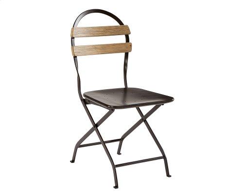 Natural Rust Nikki Side Chair