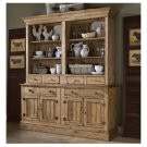 * FLOOR MODEL Buffet/Open Hutch Product Image