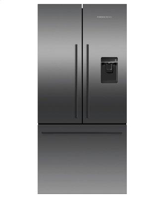 """Freestanding French Door Refrigerator, 31"""", 17.5 cu ft, Ice & Water"""