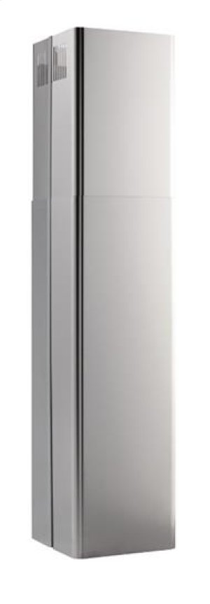 Optional Flue Extension for EI59 Broan Elite Range Hoods in Stainless Steel