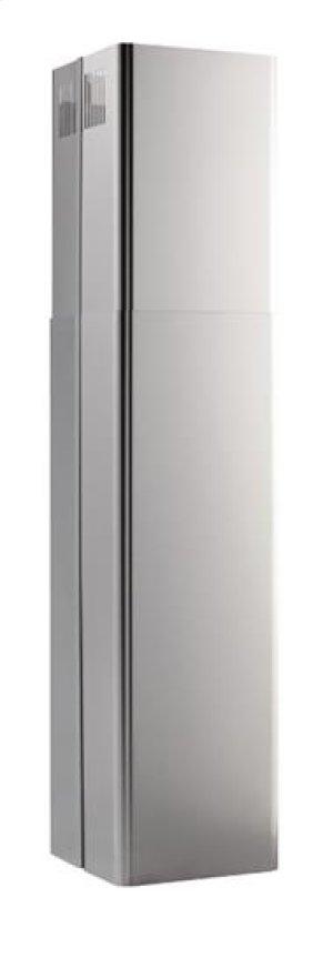 Optional Flue Extension for EI59 Broan Elite Range Hoods in Stainless Steel