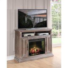 Estancia Fireplace Media Console