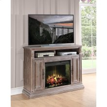 Estancia Fireplace Media Console