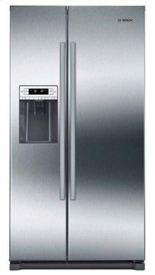 300 Series Side-by-side fridge-freezer