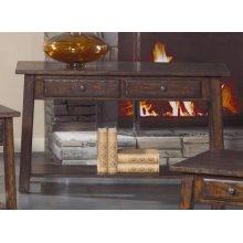 Sofa Table w/Drawers