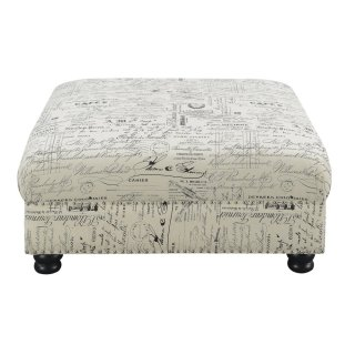 Hutton II Cocktail Ottoman