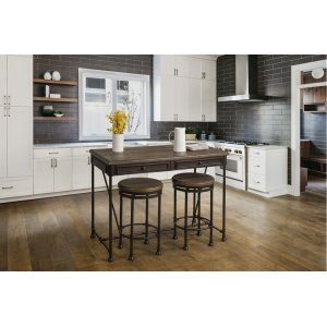 Hillsdale FurnitureCasselberry 3-piece Counter Height Dining Set