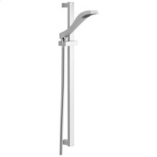 Chrome Premium Single-Setting Slide Bar Hand Shower