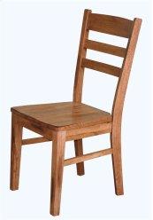 Sedona Ladderback Chair/wooden SEAT