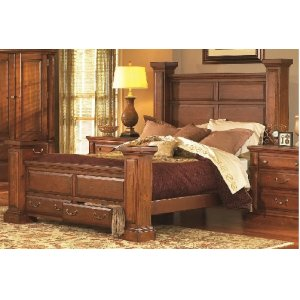 5/0 Queen Panel Bed