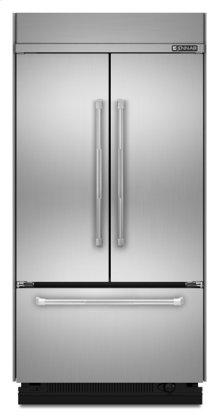 "42"" Pro-Style® Built-In French Door Bottom Mount Refrigerator"