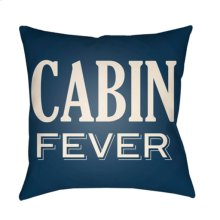 "Lodge Cabin LGCB-2028 18"" x 18"""