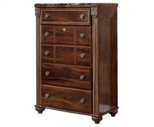 B347 Five Drawer Chest
