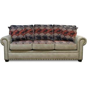 England Furniture Jaden Sofa With Nails 2269n
