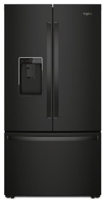 36-inch Wide Counter Depth French Door Refrigerator - 24 cu. ft.
